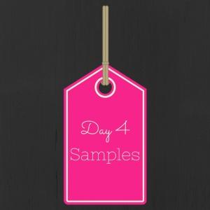 Day 4 samples