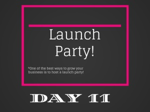 Day 11 Launch Party
