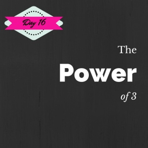 Day 16 Power of 3
