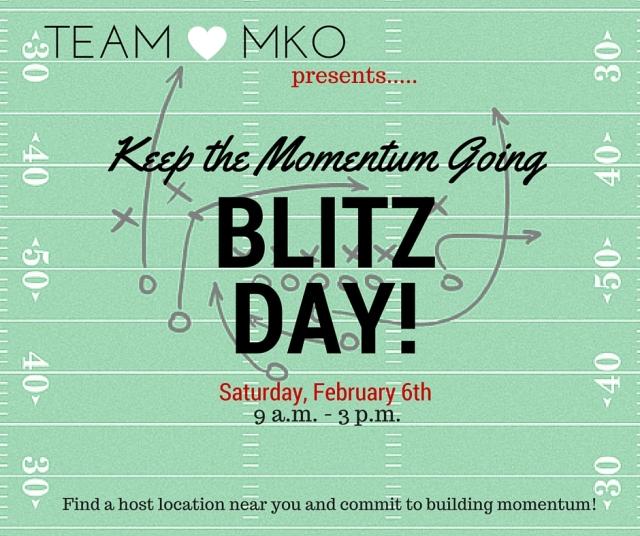 Blitz Day February 2016