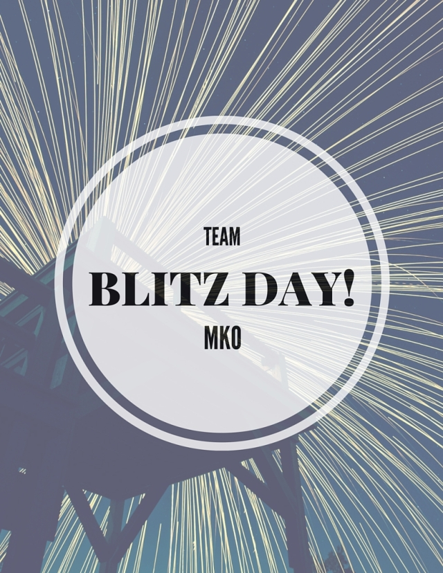 Blitz Day PDF cover