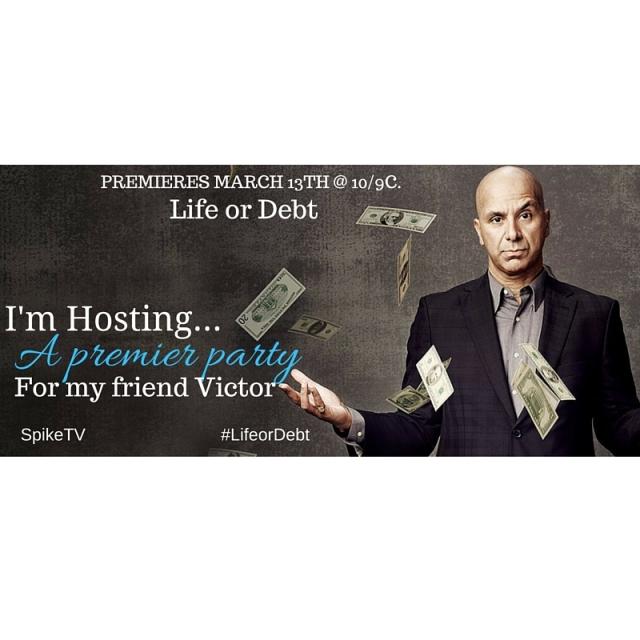 I'm Hosting...