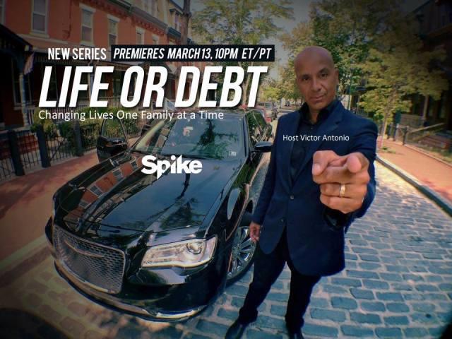 victor life or debt